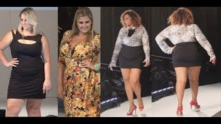 Fashion Big Size Dress-Fashion Weekend Plus Size İnverno 2014