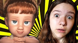 Toy Story 4 Gabby Gabby Won't Leave Us Alone!