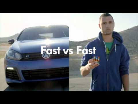 Volkswagen Jetta GLI & Golf R: Fast vs. Fast