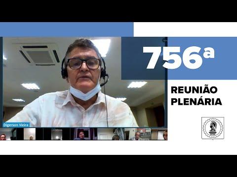 756ª Reunião Plenária - Crea-AL