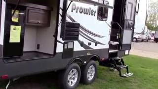 2016 PROWLER P-22 5TH WHEEL