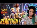Toy Story 4 I Official Trailer REACTION