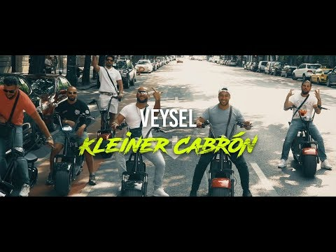 Veysel - Kleiner Cabrón  (OFFICIAL HD VIDEO) prod. by Maclou