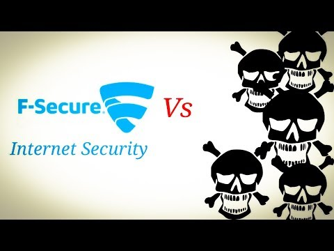 F Secure Internet Security 2019 Review In Hindi!!