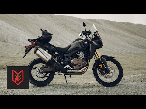 honda africa twin review at youtube. Black Bedroom Furniture Sets. Home Design Ideas