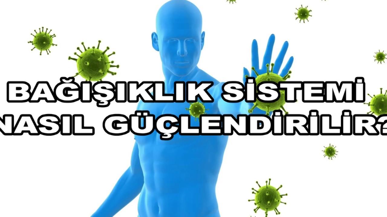 Bağışıklık Sistemi Nasıl Güçlenir