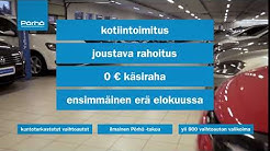 Pörhö Rovaniemi vaihtoautot