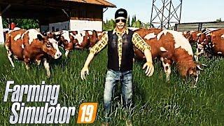 FARMING SIMULATOR 19 #34 - COMPRO LE MUCCHE - NF MARSCH ITA