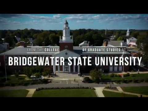 The Class Of 2020 From Bridgewater State University's College Of Graduate Studies
