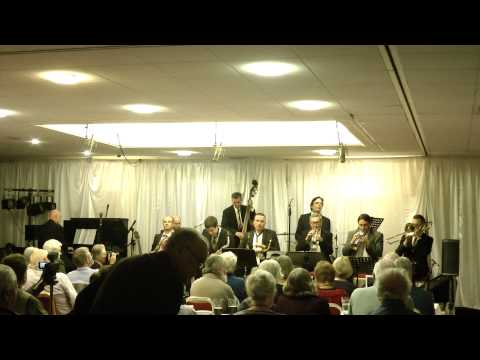 """SARATOGA SHOUT"": BENT PERSSON HONORS LUIS RUSSELL at WHITLEY BAY 2013"
