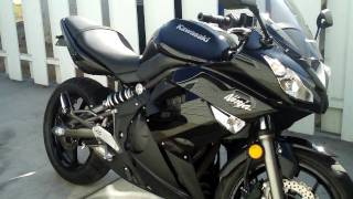 2009 Ninja 650R Sport Handlebars and Fender Eliminator Kit