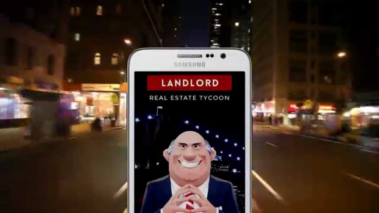 Landlord Real Estate Tycoon on Android Trailer