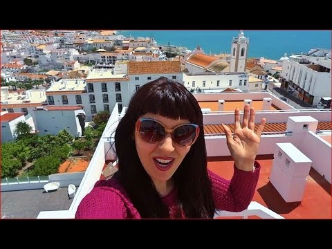 Portugal Albufeira, Room Tour, My Rental Flat