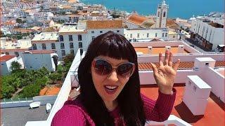 Portugal Albufeira, Room Tour, My Rental Flat