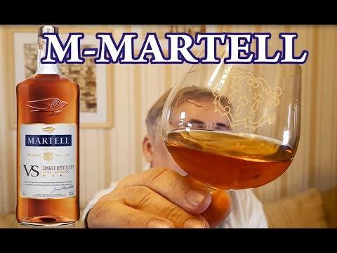 Коньяк Мартель (Martell). Обзор и дегустация французского коньяка