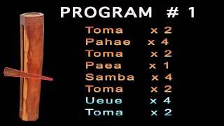 Toere Program 1