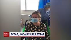 Povestea de coșmar a româncei din Londra, însărcinată în 33 de săptămâni, care s-a infectat