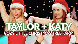 Titus Jones - Cozy Little Christmas Tree Farm (Taylor Swift x Katy Perry x More!)