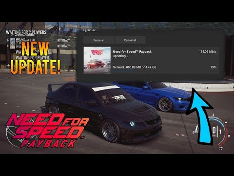 need for speed payback missing cars and updates doovi. Black Bedroom Furniture Sets. Home Design Ideas