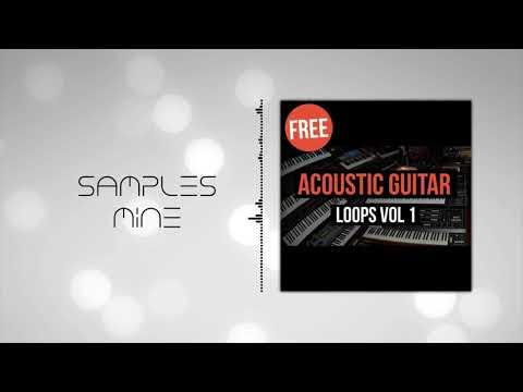 Cymatics - Acoustic Guitar Loops Vol.1 [FREE SAMPLE PACK]