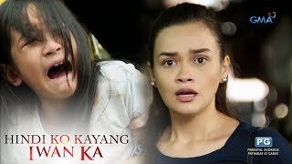 Hindi Ko Kayang Iwan Ka: Thea sees Angela at the market