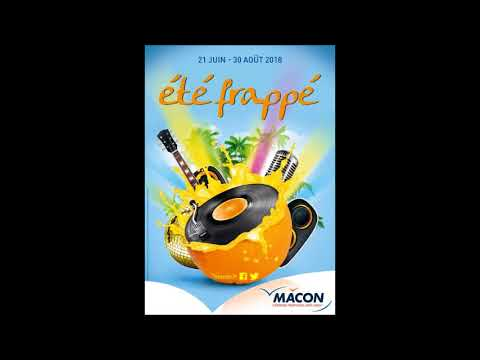 Eté frappé Mâcon 2018 - 100% Local - Radio Aléo