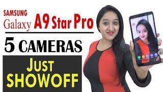Samsung A9 Star Pro - 5 CAMERA PHONE