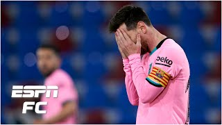 Barcelona BLEW IT! Breaking down Barca's disastrous 3-3 draw vs. Levante | ESPN FC | La Liga