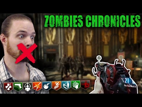 """Black Ops 3 Zombies - SPEECH JAMMER Challenge """"Zombies Chronicles"""" - TheJoshWatson"""