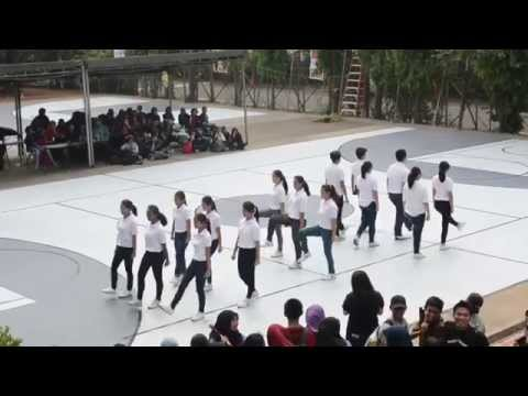 PASKIBRA SMA REGINA PACIS JAKARTA 2015