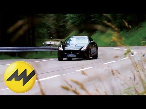 Maserati Quattroporte 0 - 312 Km/h - Kickdown Flatout