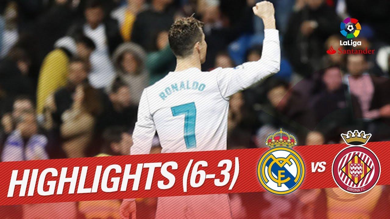 Resumen de Real Madrid vs Girona FC (6-3) - YouTube 5ae1f4409bf72