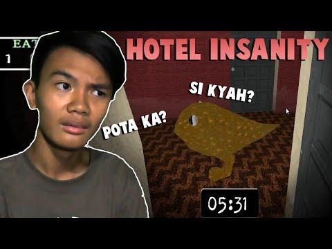 ASONG ALIEN? | Hotel Insanity - #Filipino