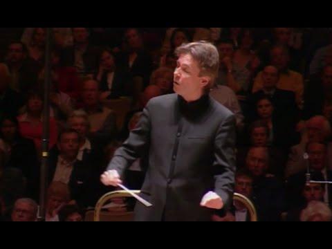 Esa-Pekka Salonen joins the Philharmonia Orchestra (2008)
