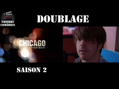 Doublage CHICAGO POLICE DEPARTMENT Saison 2