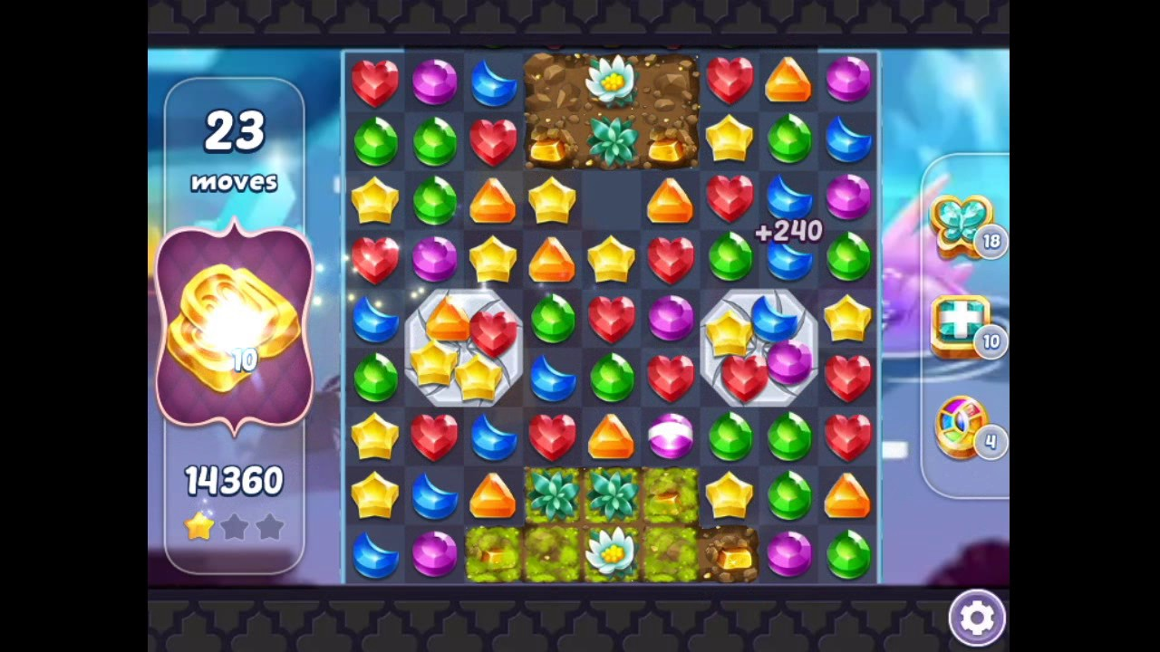 Genies & Gems level 873 NO BOOSTERS