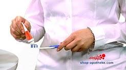 So schützen Sie Ihre Zähne vor Karies mit elmex gelée!