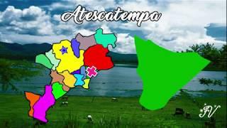 Municipios del Departamento de Jutiapa - Guatemala