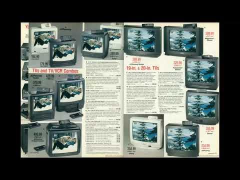A Nostalgic Christmas 2017: 1994 JCPenney Catalog