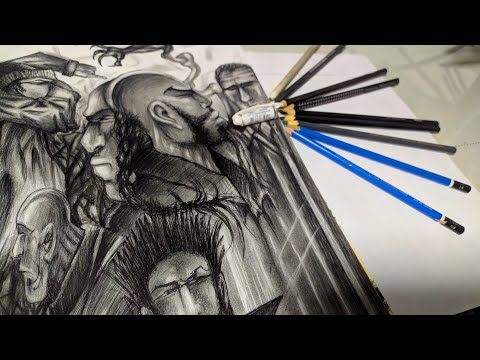 desenho-preto-e-branco-rascunho