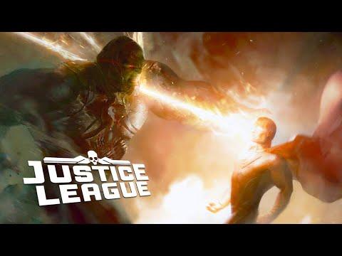 Justice League Snyder Cut 2021 Movie Announcement Breakdown - Batman Superman Easter Eggs