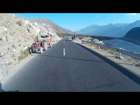 Pakistan (Bike trip) 29th Sep  2016 - En Route to Gilgit