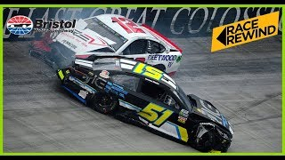 Race Rewind: Food City 500 In 15