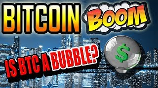 Is Bitcoin (BTC) A Bubble or Are Continuous Bubbles Real?
