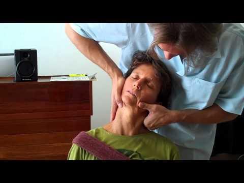 Gonstead Chiropractic Adjustment C5 PLS
