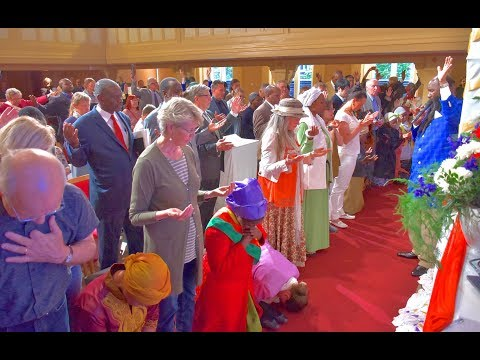 HELSINKI PASTORS' CONFERENCE - Day 1 Part 2 (16.06.2017) - Prophet Dr. David OWUOR