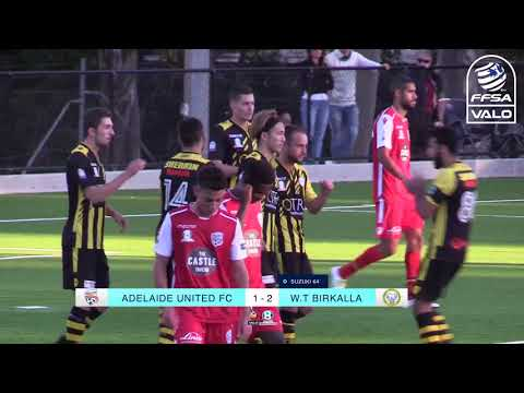 NPL SA RAA Highlights Show - Round 11