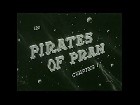 Rocky Jones, Space Rangers 1954   S01E11  The Pirates Of Prah Chap 1