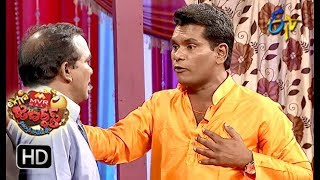 Chammak Chandra Performance | Extra Jabardasth | 11th May 2018  | ETV Telugu