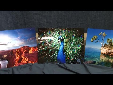 How to print to photo metal panels with the Epson SureColor F6200 printer.